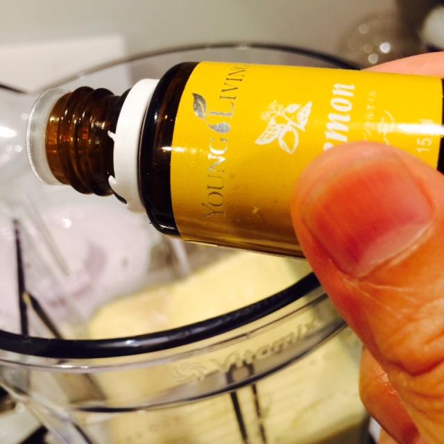ヤングリヴィングの高品質な食品添加物認可のアロマオイルを使ったスィーツ